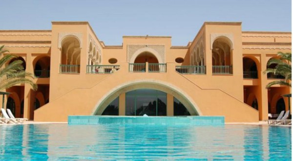 MAGIC Hotel KSAR Rouge