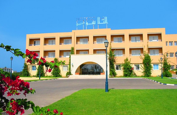 Hotel Nour Palace & Thalasso