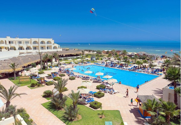 Hôtel Magic Life Djerba Mare