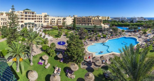 Magic Life Hotel Royal Kenz Sousse